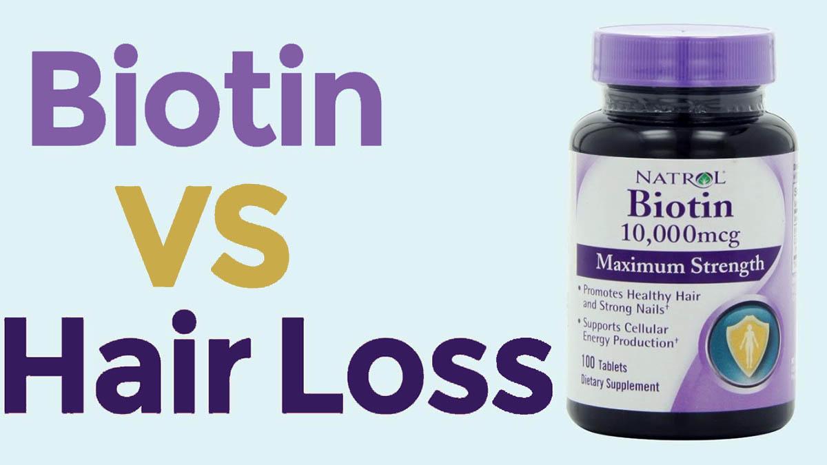 biotin hair loss